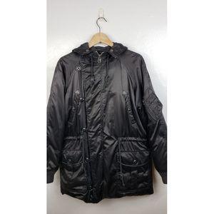 Ralph Lauren Blue Label Down Puffer Parka Jacket